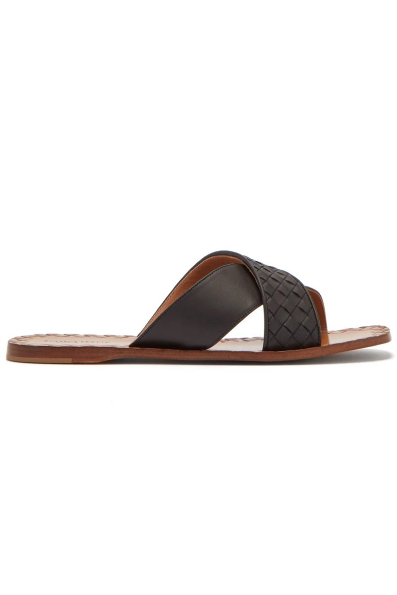 Click to Buy Bottega Veneta Slides