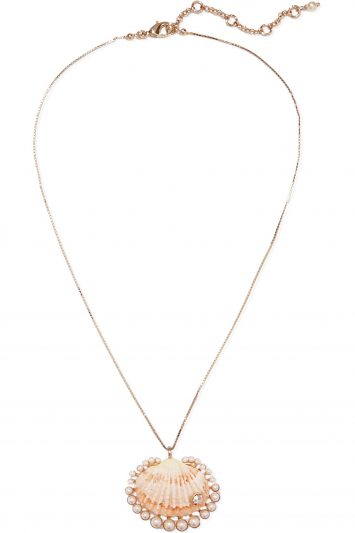 Etro-Gold-Shell-Necklace