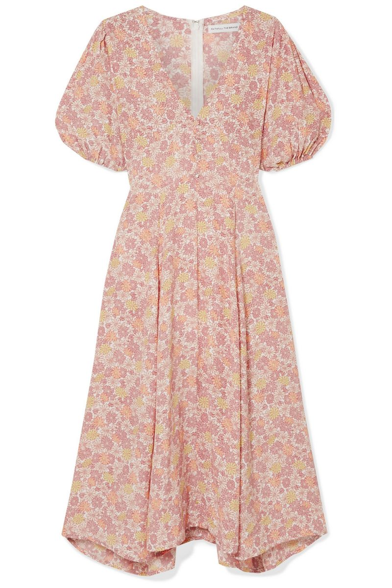 Click to Buy Faithfull The Brand Dress