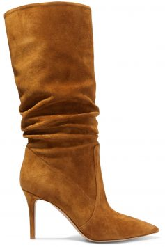 Gianvito-Rossi-Tan-Suede-Boots