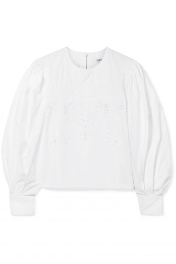 Isabel-Marant-Etoile-Embroidered-Blouse