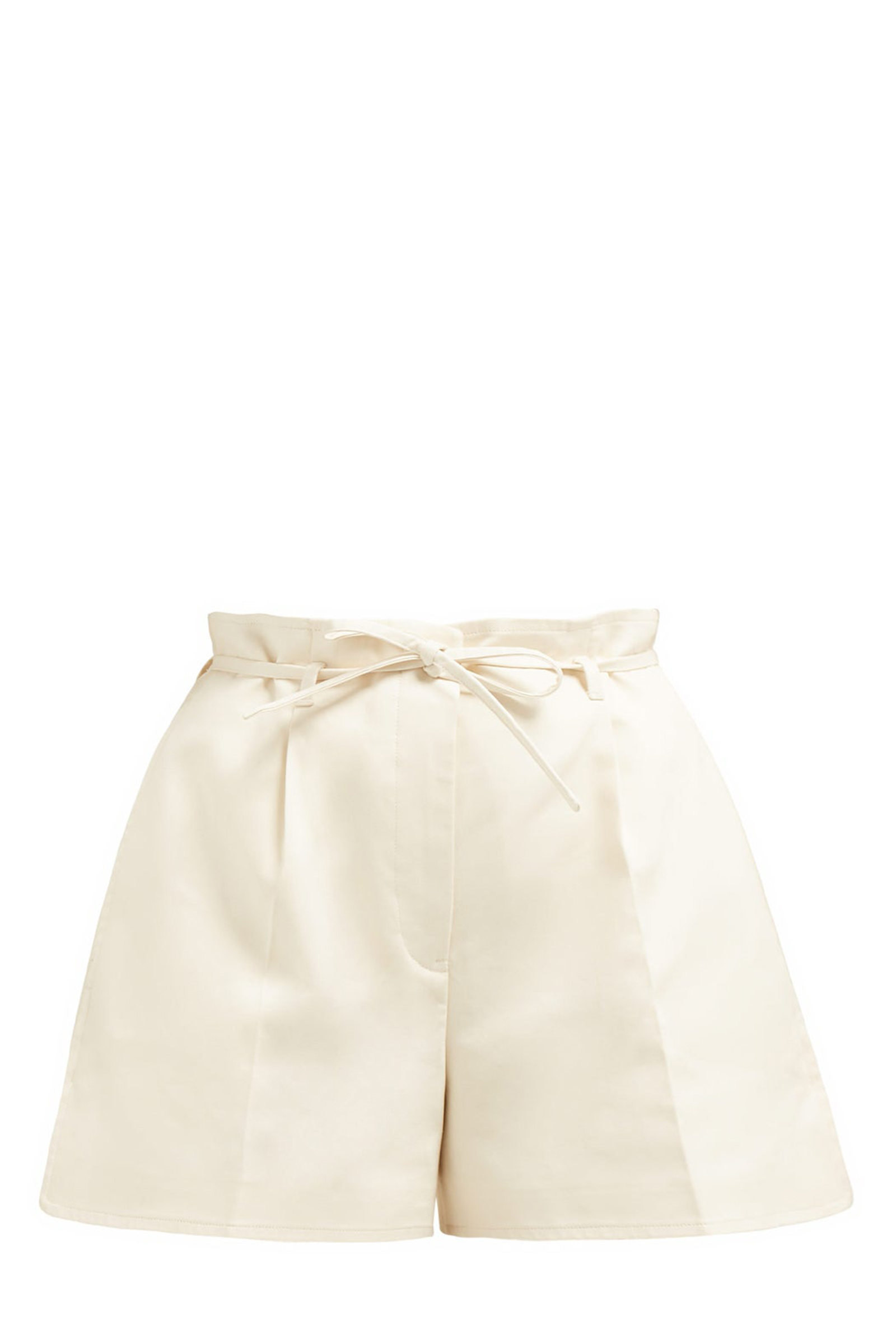 Jil-Sander-High-Rise-Shorts