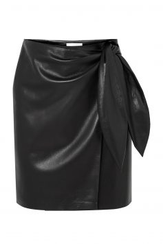 Nanushka-Vegan-Leather-Skirt