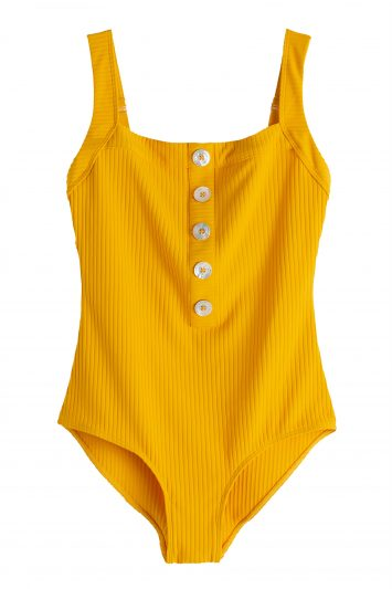 Click to Buy & Other Stories Swimsuit