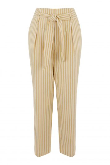 Warehouse-Cotton-Stripe-Trousers