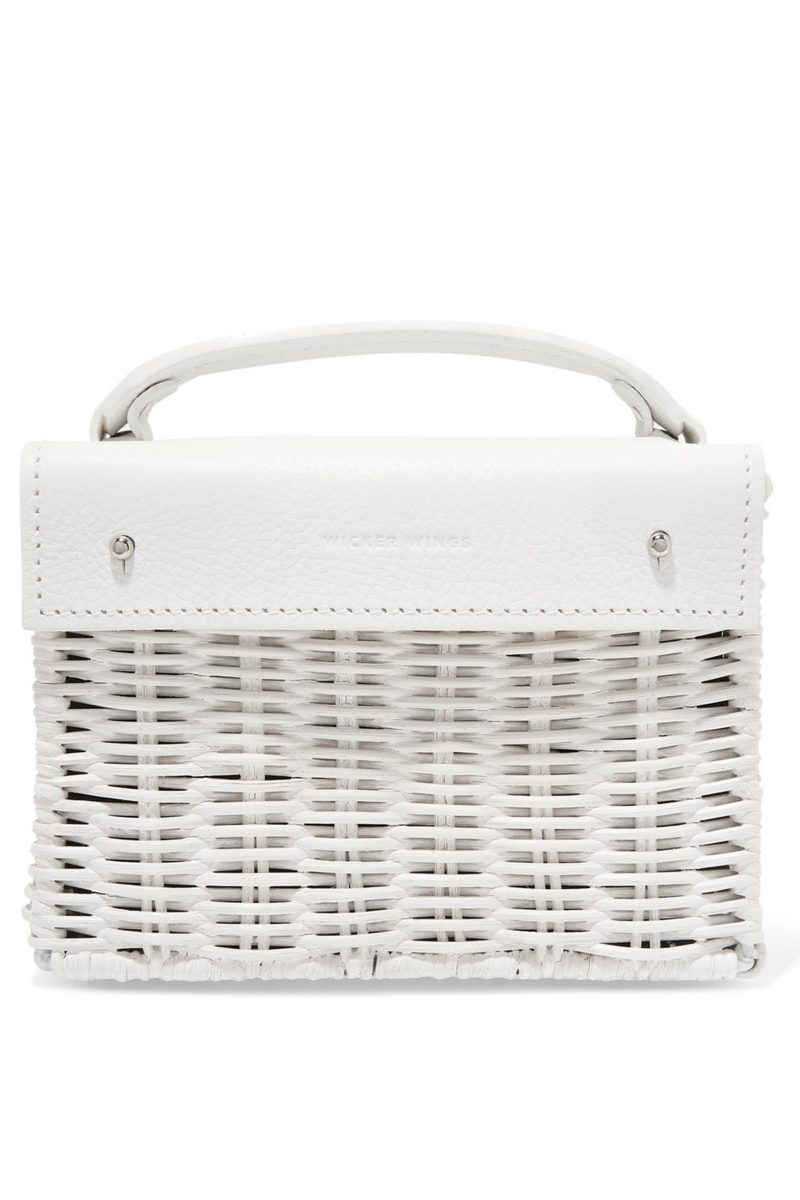 Click to Buy Wicker Wings Bag