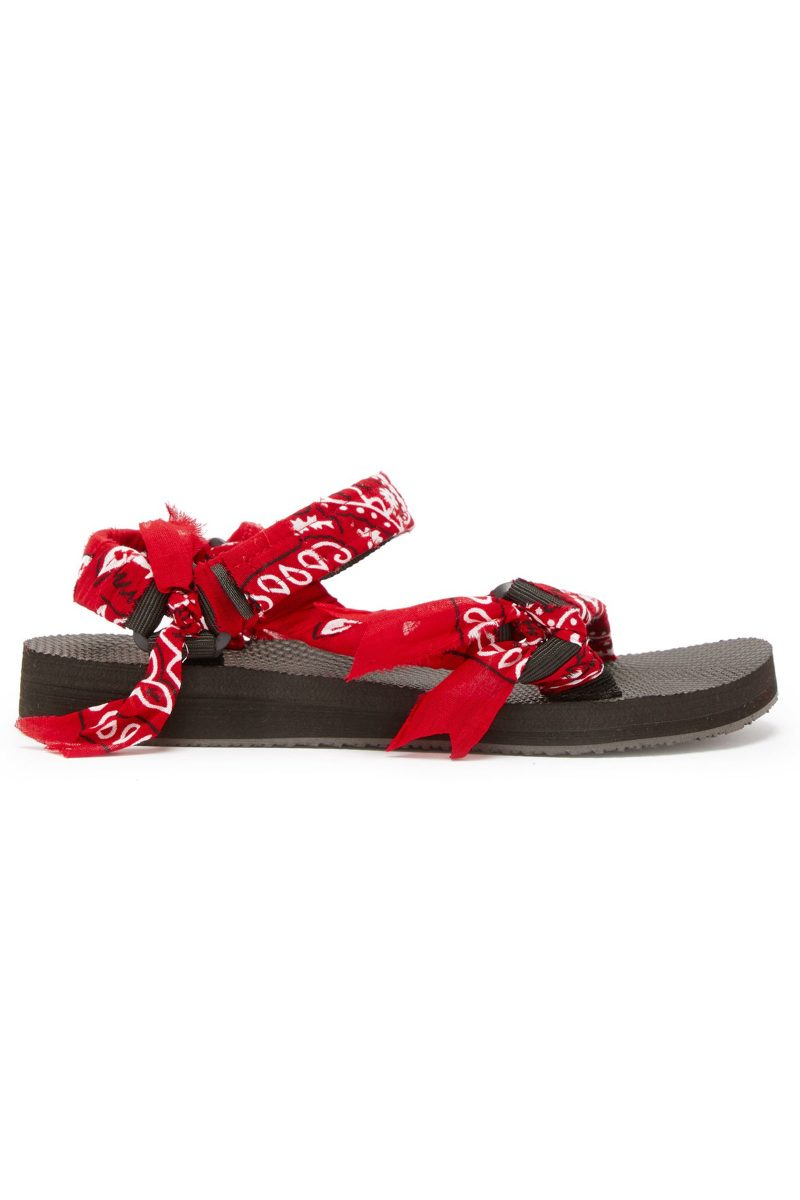 Arizona-Love-Trekky-Sandals-Red