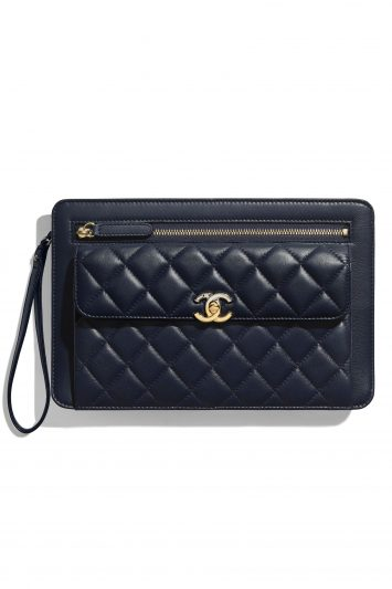 Chanel-Navy-Quilted-Leather-Wallet-2