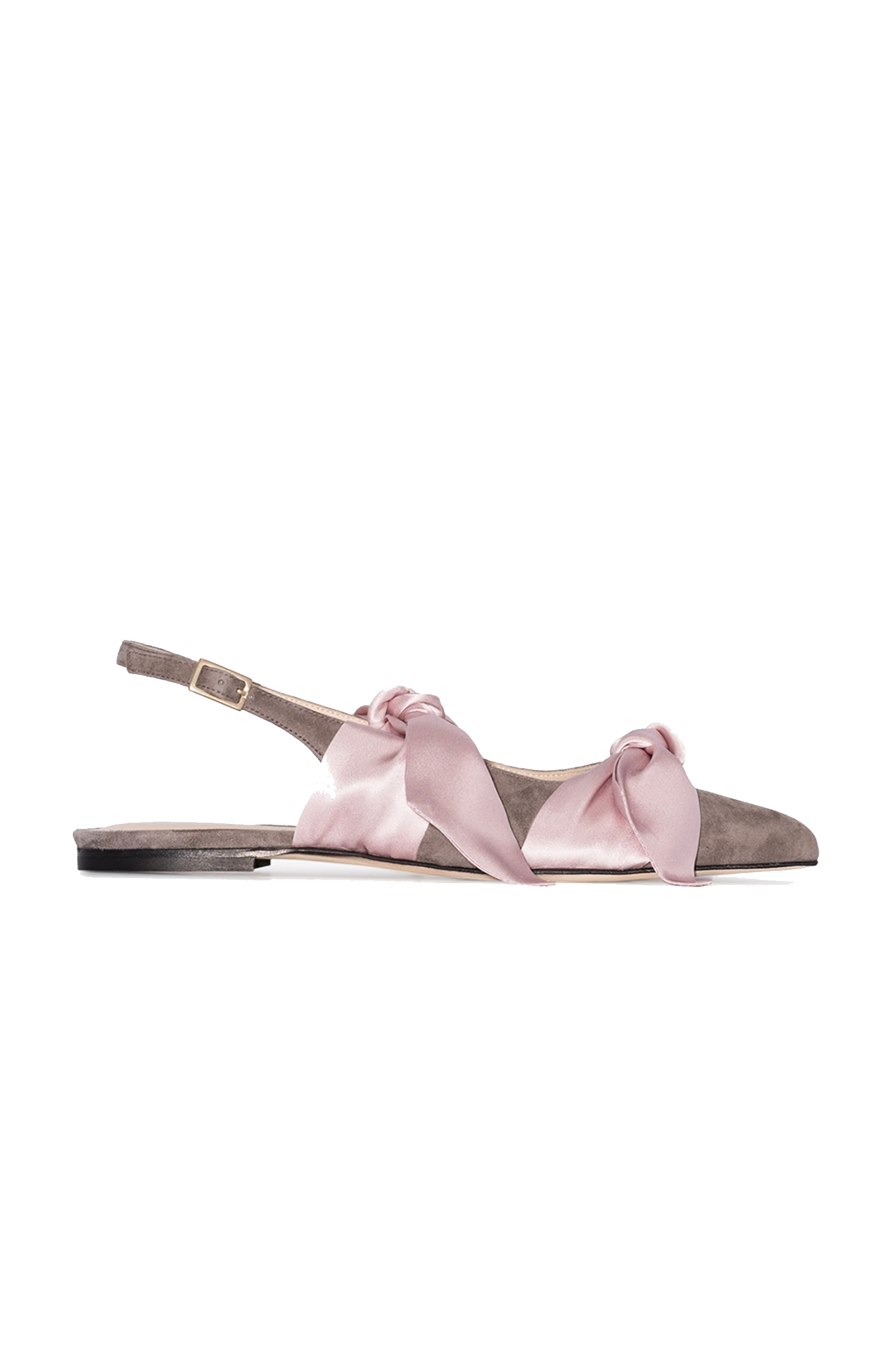 gia couture ballerina shoes