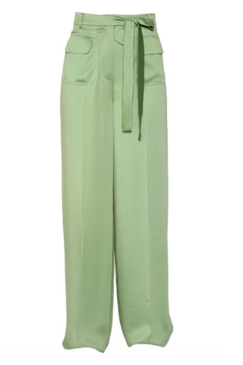 green-silk-trousers