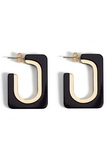 Jigsaw-Earrings