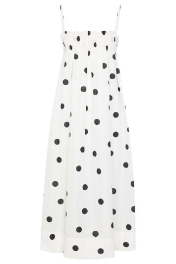 Ganni-Polka-Dress