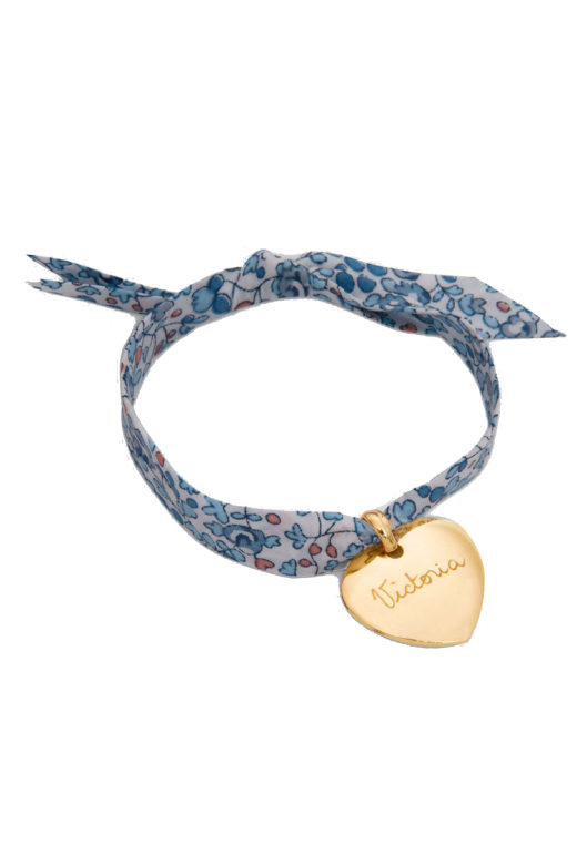 Merci-Maman-Personalised-18ct-Gold-Plated-Heart-Liberty-Bracelet