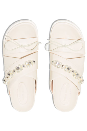 White-Pearl-Embellished-Leather-Sandals